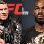Michael Bisping Reveals Profane Exchange With Jon Jones At UFC 232