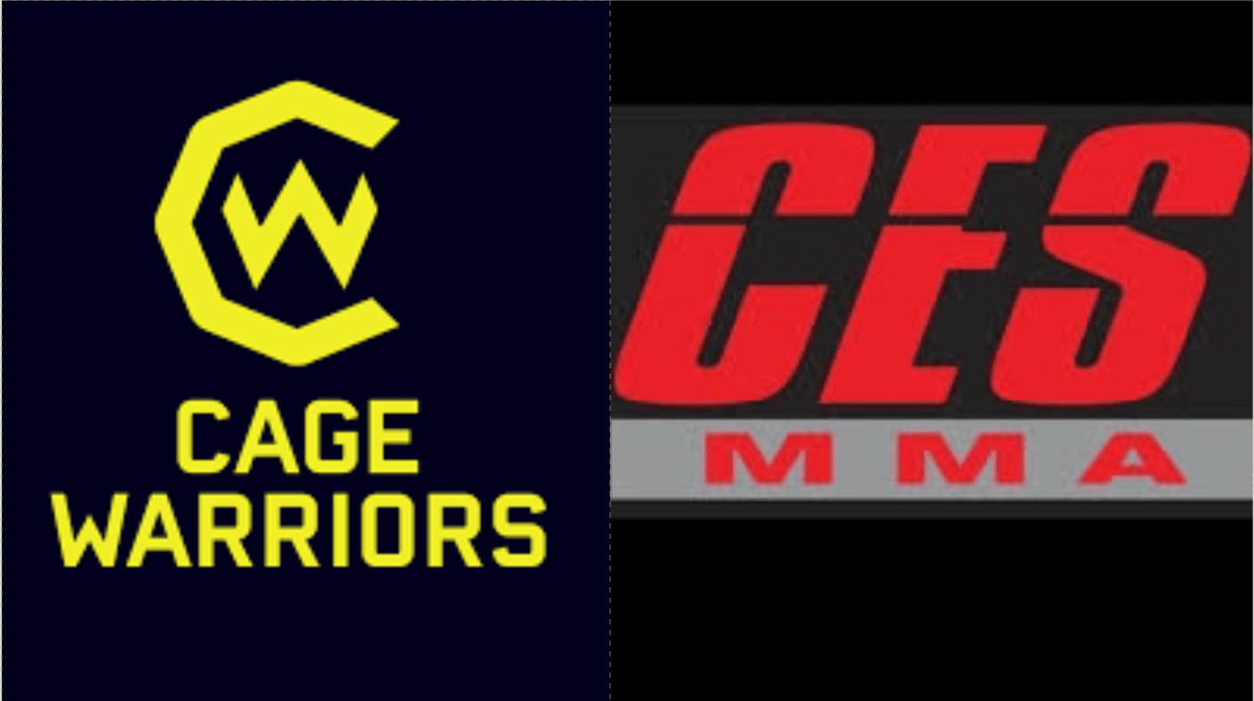 UFC Fight Pass Extends Deal With Cage Warriors And Signs CES MMA
