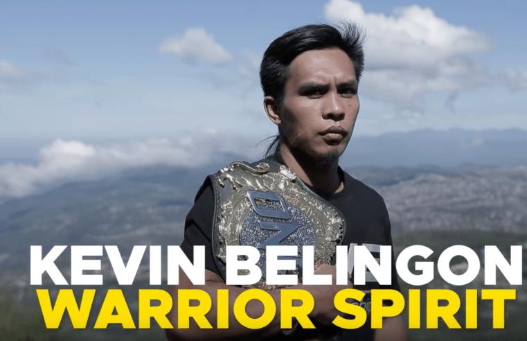 Kevin Belingon's Warrior Spirit
