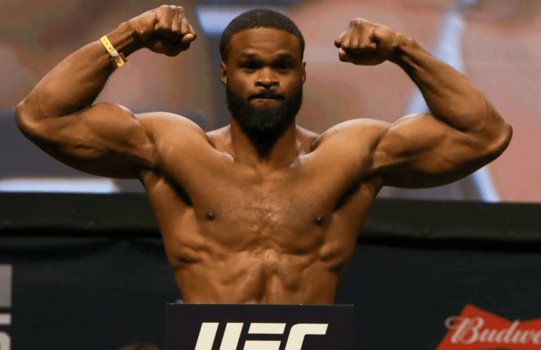 Tyron Woodley Considering Moving Up To Middleweight