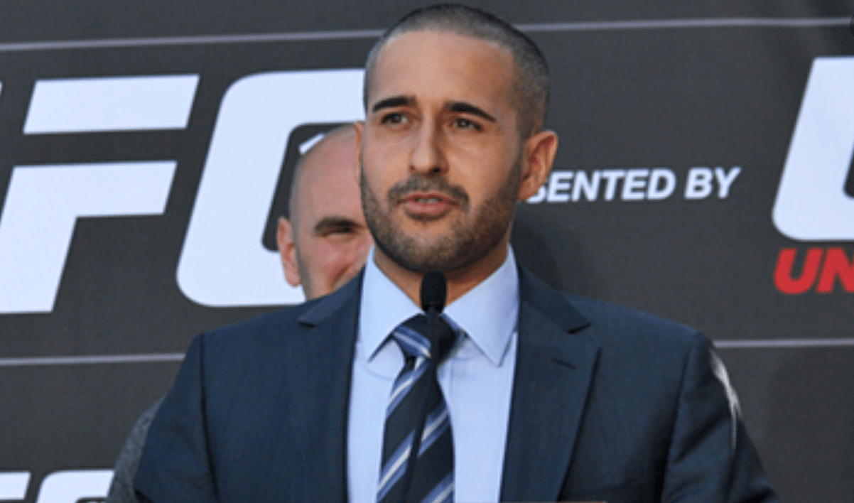 Jon Anik On The Exciting New UFC Era On ESPN