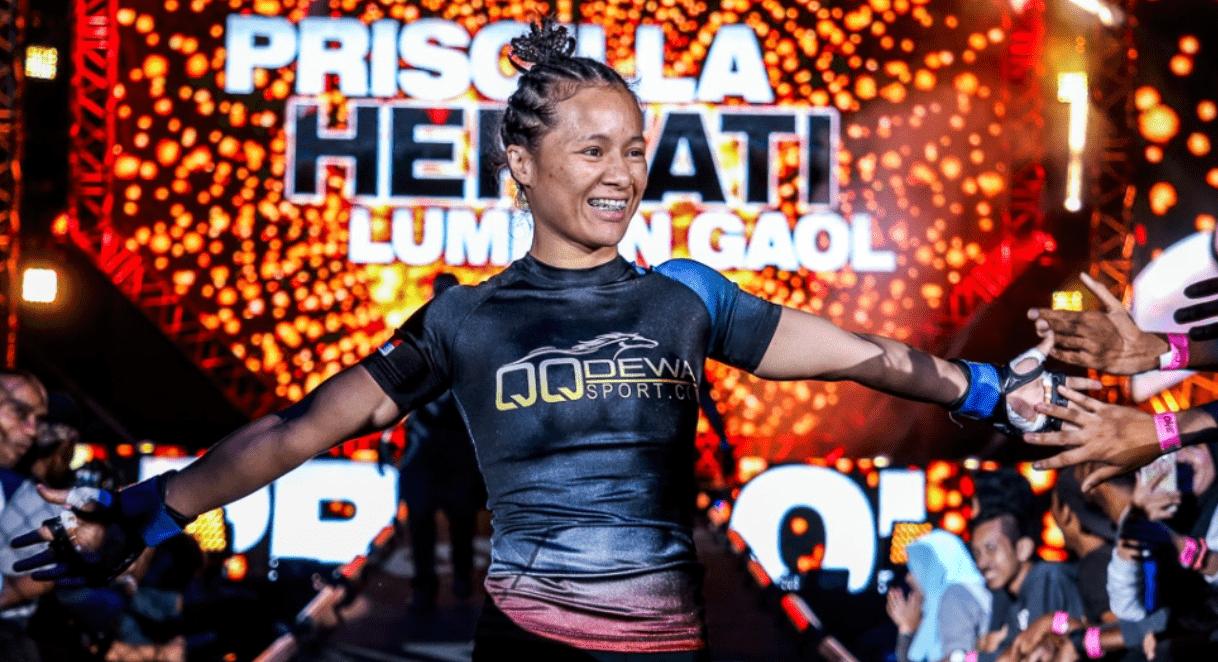 Priscilla Hertati Lumban Gaol Interview Ahead Of ONE: Eternal Glory