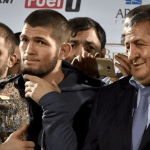 Khabib: McGregor Doesn't Deserve Rematch