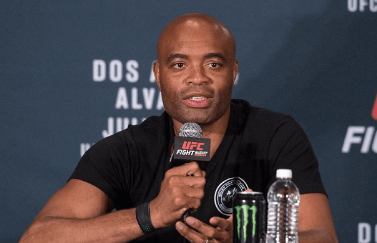 Anderson Silva Says He's Considering Retiring But Then Say's He's Not