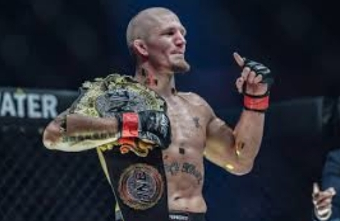 Zebaztian Kadestam To Defend Title At ONE: Reign Of Valor