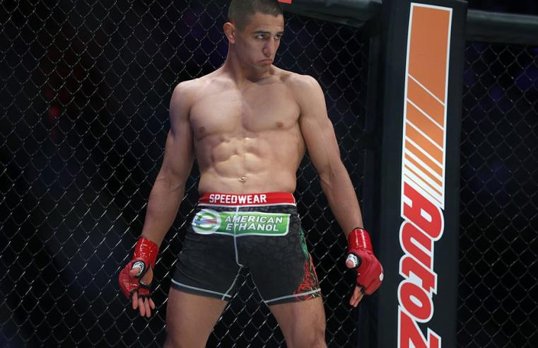 Aaron Pico Reflects On Loss At Bellator 214