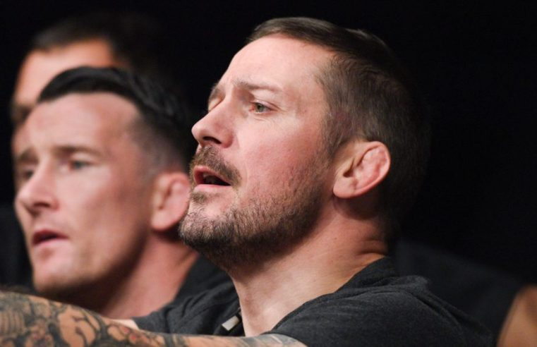 John Kavanagh Wants Conor McGregor To Fight Frankie Edgar Next