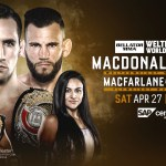 Bellator MMA Announces Two Title Fights In April