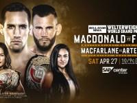 Bellator MMA returns to SAP Center