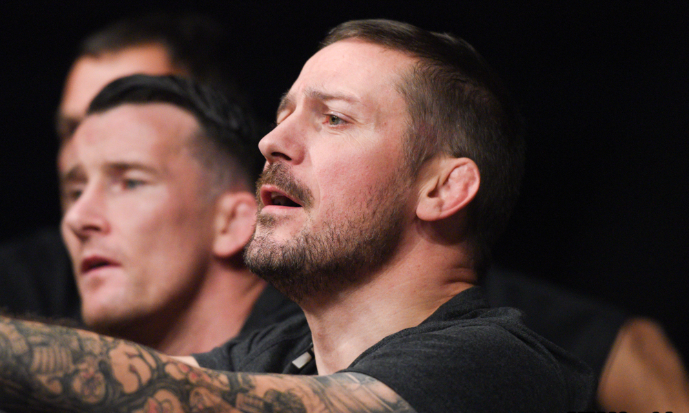 John Kavanagh Heaps Praises On Bellator MMA