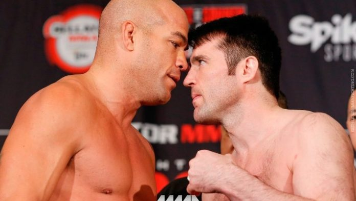 Chael Sonnen And Tito Ortiz Go At It On Twitter