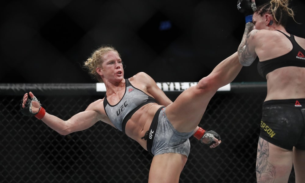Holm Is Gunning For Nunes
