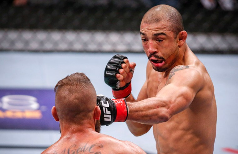Jose Aldo Eager To Fight Anthony Pettis Before Retirement