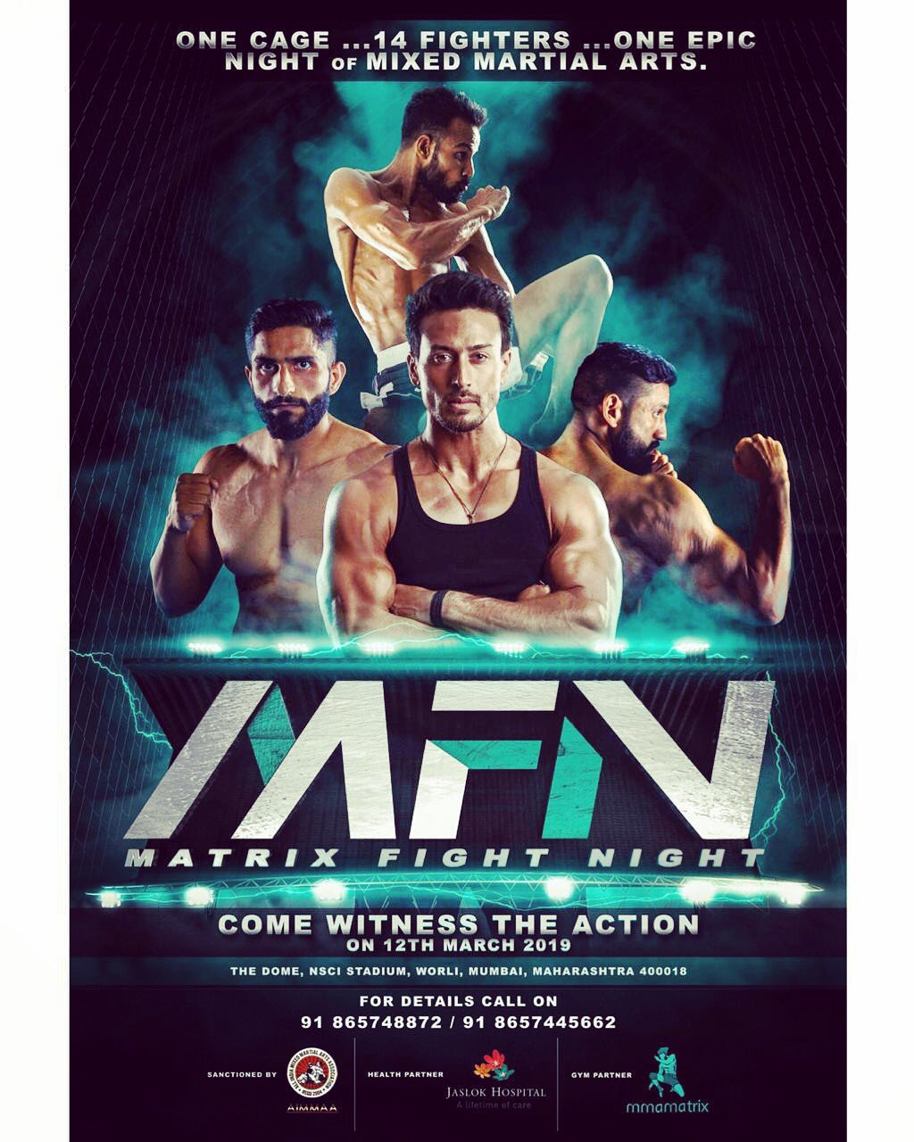 Matrix Fight Night Announced For March 12th
