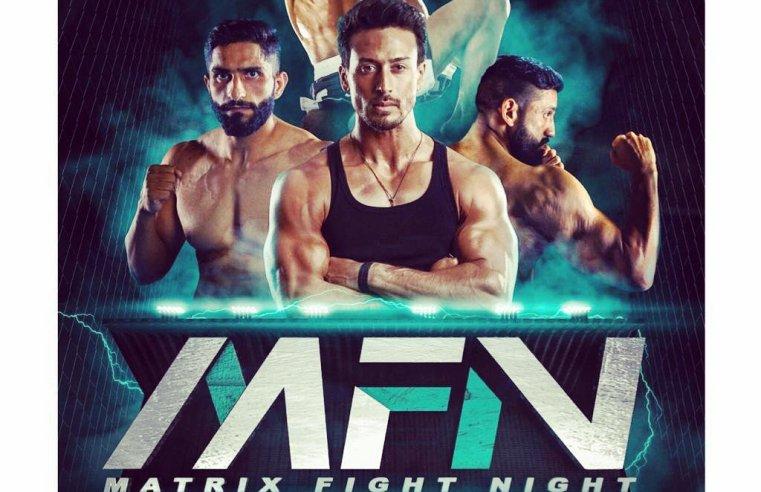 Matrix Fight Night: Photo Gallery