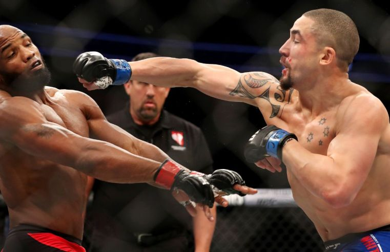 Robert Whittaker vs. Yoel Romero