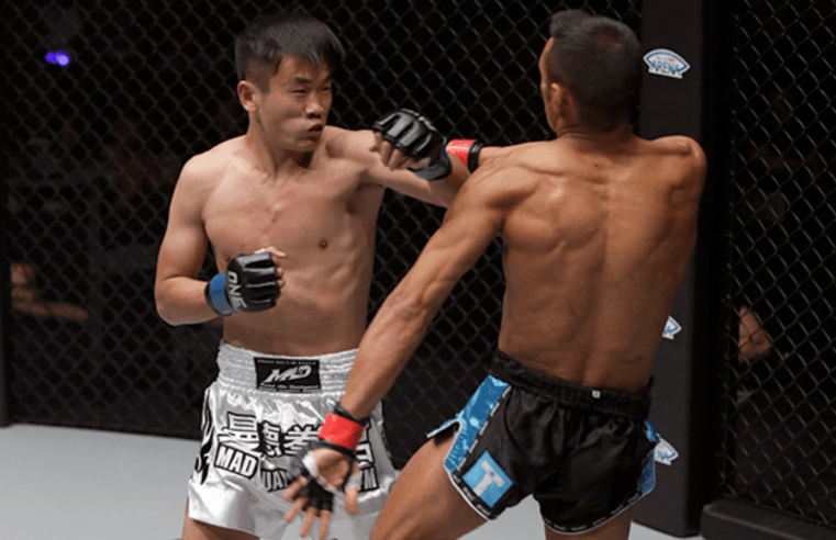 Han Zi Hao Faces Childhood Hero At ONE: Clash Of Legends