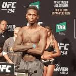 Israel Adesanya Breaks Down His Performance Against Anderson Silva