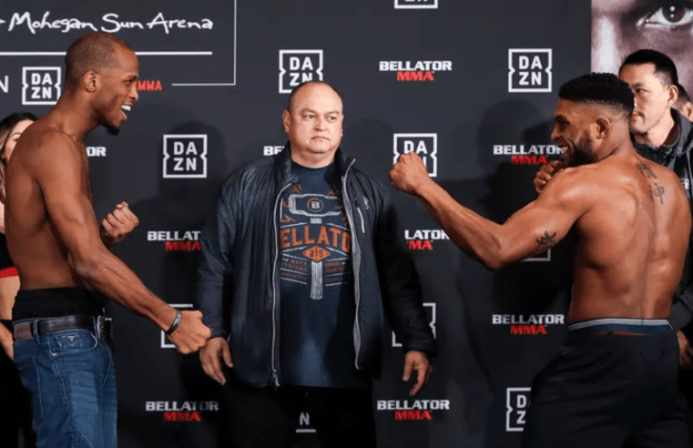 Bellator 216 Weigh-in Results And Video