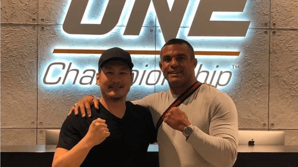 Vitor Belfort Compares Fight With Roy Jones Jr To Ali vs Foreman