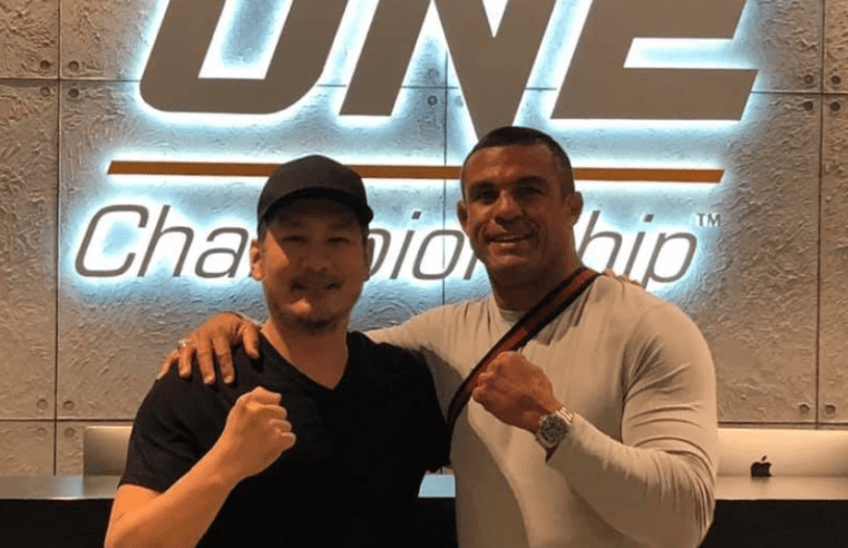 Vitor Belfort Set To Sign For ONE Championship