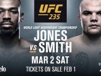 UFC 235 Press Conference