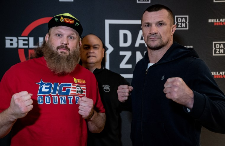 Bellator MMA: Fight Cards For Weekend's Double Header