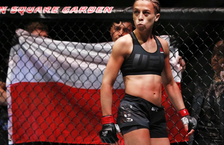 Joanna Jedrzejczyk Talks About Returning To Strawweight Division