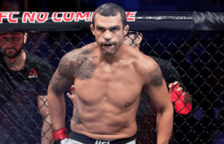 Vitor Belfort Officially Signs With ONE Championship
