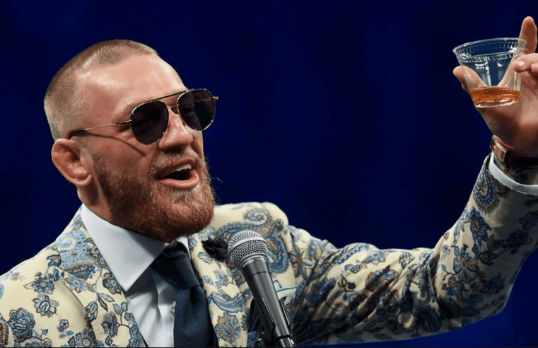 Conor McGregor Reacts To The UFC 235 Main Event