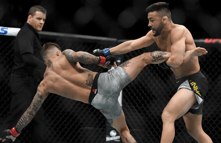 UFC 235 Performance Bonuses