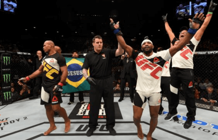 Yoel Romero Reportedly Out Of UFC Fort Lauderdale Main Event