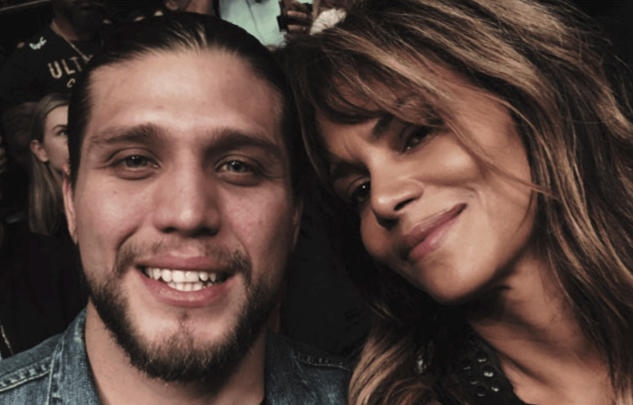 Brian Ortega On The Tough Task Of Training Halle Berry