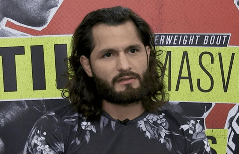 Jorge Masvidal Would Take Nate Diaz Fight 'In A Heartbeat'