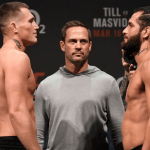 Official UFC London Results