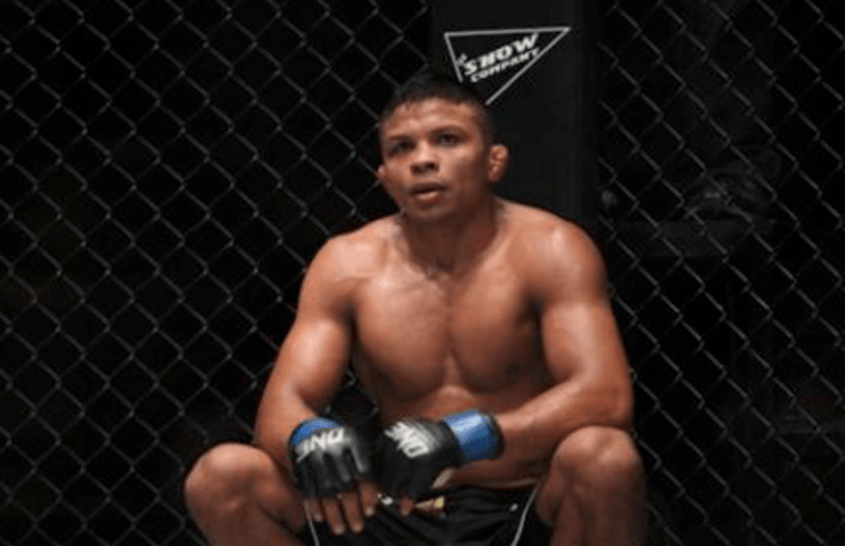 Bibiano Fernandes Expects To Leave Tokyo With The Belt