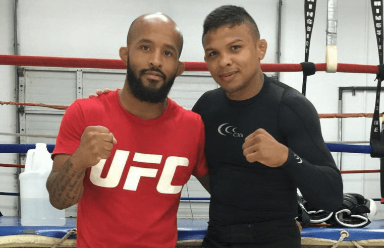 Bibiano Fernandes Believes Demetrious Johnson Is Still The Best
