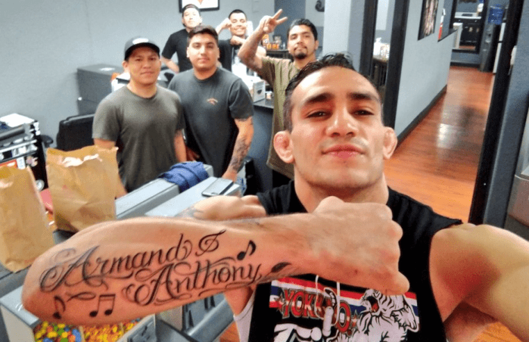 Restraining Order Against Tony Ferguson Dropped