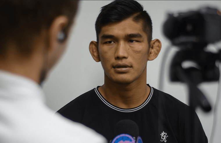 Aung La Nsang On Martin Nguyen, Brandon Vera, Friday Night And More