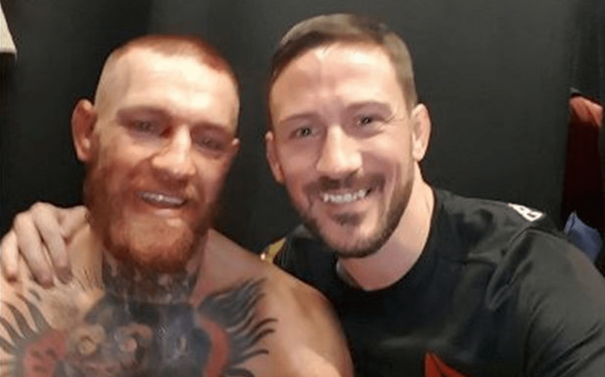 John Kavanagh On Conor McGregor Being Motivated, Wanting To Make Positive Impact