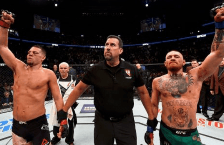 Conor McGregor Talks Possible Trilogy Fight With Nate Diaz
