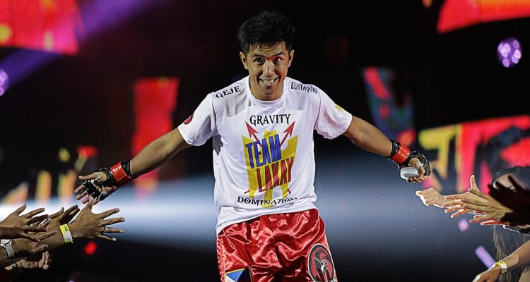 Geje Eustaquio Wants To Be Known As The 'Rematch King'