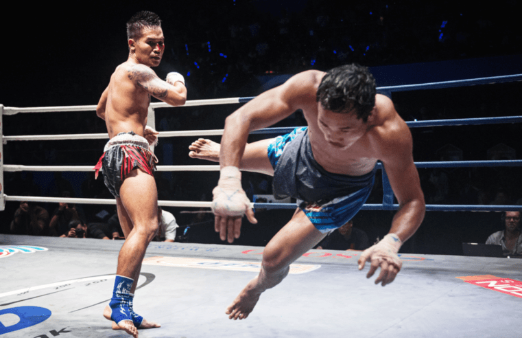 Mite Yine: One Of The Idols Of Myanmar Lethwei