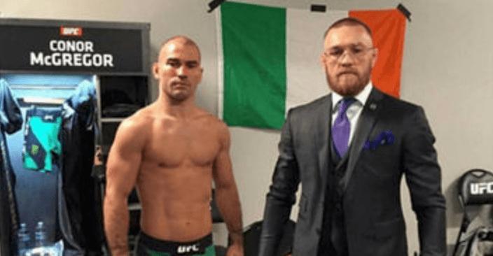 Conor McGregor Praises Artem Lobov, Has A Dig At Paulie Malignaggi