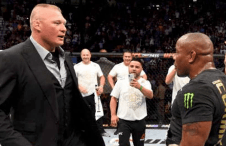 Daniel Cormier Says Brock Lesnar Made The Smart Decision