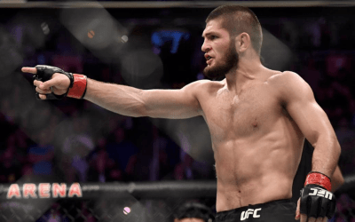 Khabib Says UFC Is Looking To Go Ahead With UFC 249 Without Him