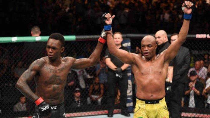 Anderson Silva: 'I think Adesanya Needs To Respect Jon Jones'