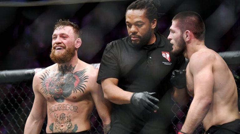 Conor McGregor Continues To Take Shots At UFC Fighters