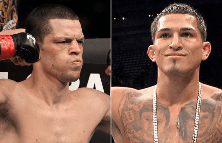 Nate Diaz On Anthony Pettis: He's One Of The Most Entertaining Fighters