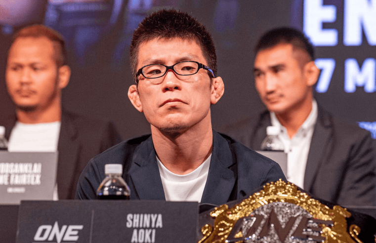 Shinya Aoki Surprised By Surprised Reaction To Christian Lee Call Out